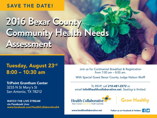 Bexar County Community Health Needs Assessment