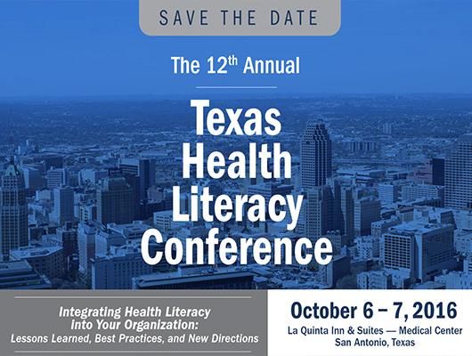 San Antonio Health Literacy